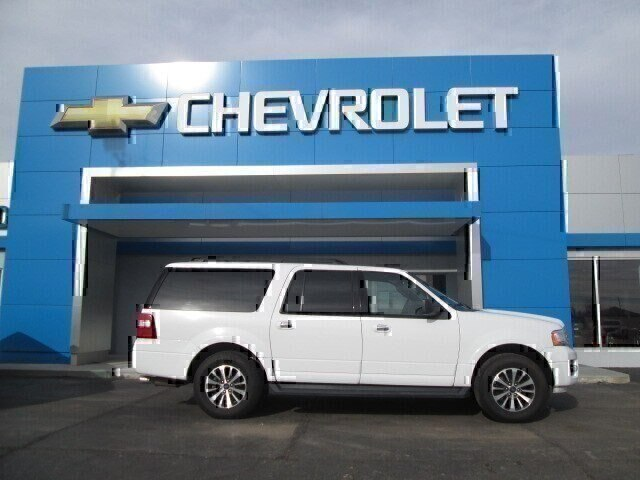 Pre-Owned 2017 Ford Expedition EL GT