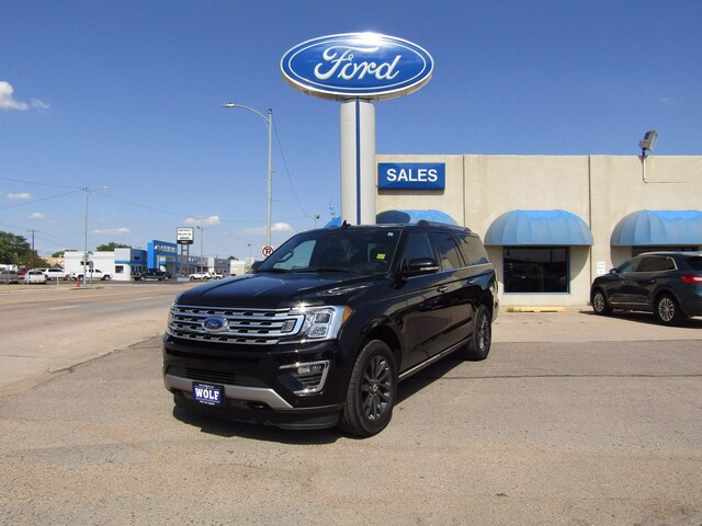 Pre-Owned 2020 Ford Expedition Max Limited