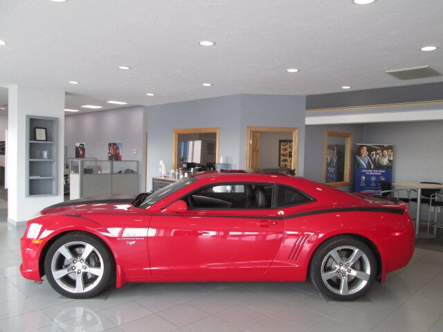 Pre-Owned 2011 Chevrolet Camaro 2SS