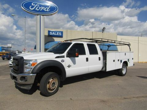 Pre-Owned 2016 Ford F-450
