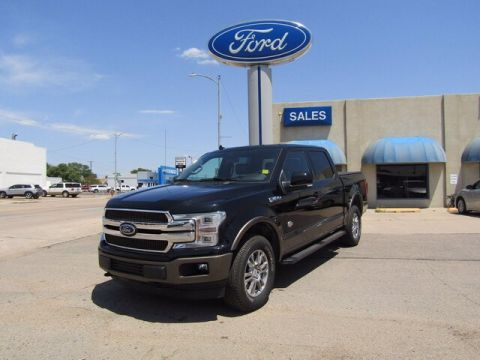 Pre-Owned 2019 Ford F-150 King