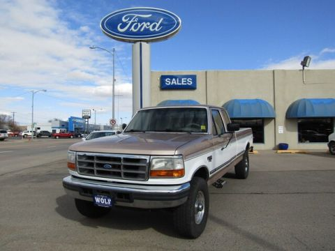 Pre-Owned 1997 Ford F-250