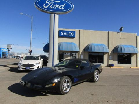 Pre-Owned 1993 Chevrolet Corvette