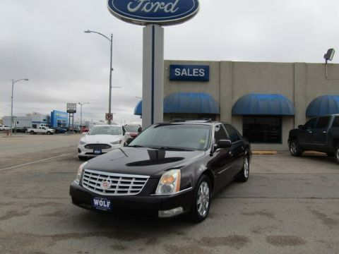 Pre-Owned 2008 Cadillac DTS 1SD