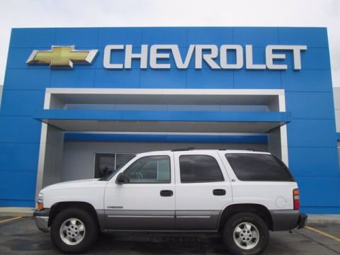 Pre-Owned 2000 Chevrolet Tahoe All New LS
