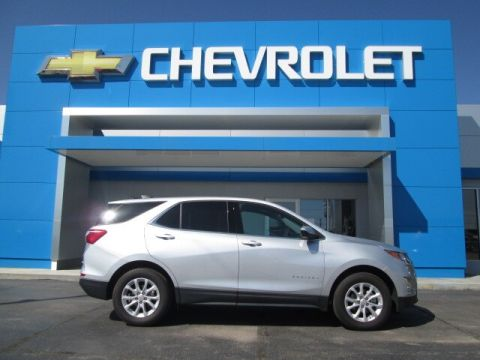 Pre-Owned 2019 Chevrolet Equinox LT w/1LT